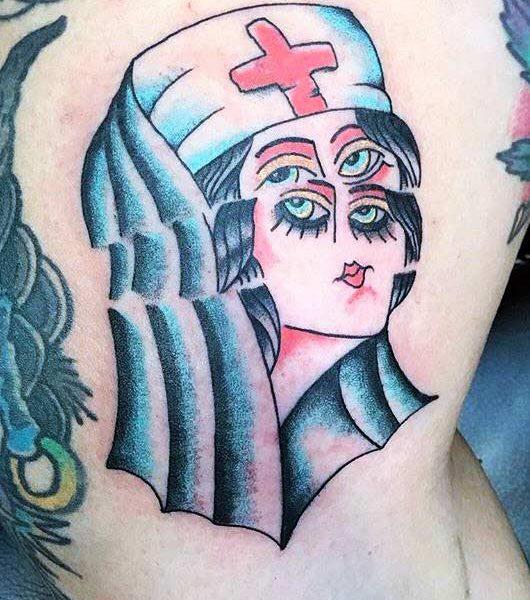 Tattoo by Eddie