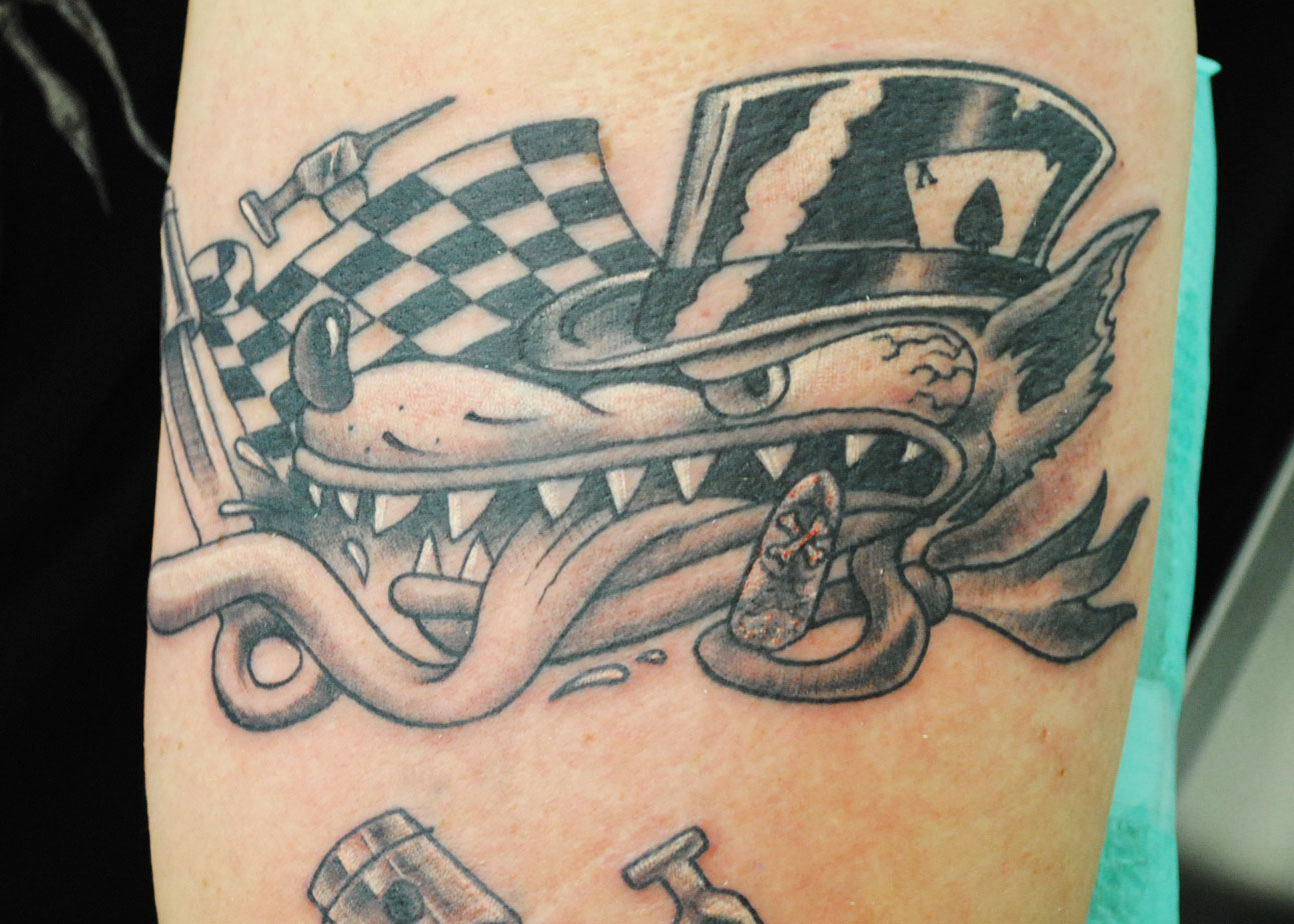 Brian Price Founder San Marcos Tattoo Emporium