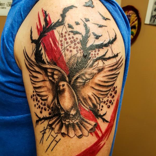 Tattoo by Josh